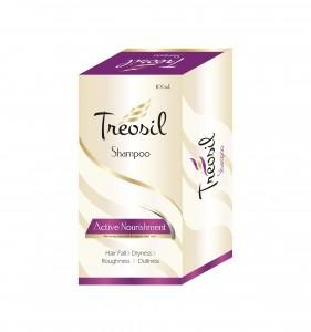 Treosil Shampoo 3D
